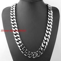 28 Design High Quality For Men S Gifts Jewelry COOL POLISHED HEAVY Cut CUBAN CURB CHAIN