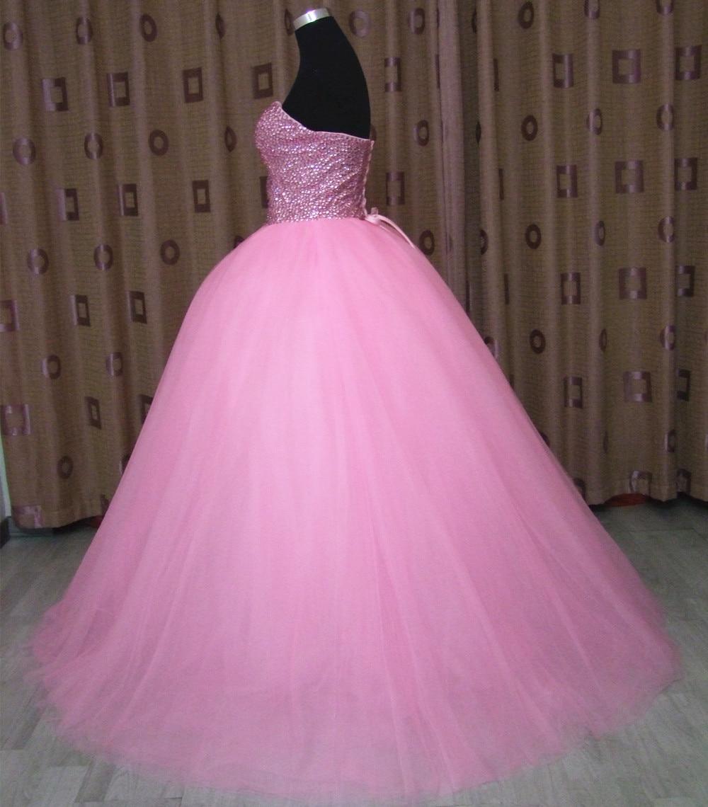 QQ Amante Sexy Pink Vestido de Novia Elegante Vestido De Noiva ...