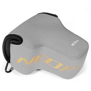 Image 4 - Waterdichte Inner Camera Bag Soft Case Cover Voor Fujifilm X T4 XT4 X H1 XH1 X T2 X T3 XT2 XT3 Met 16 55Mm 16 80Mm 18 135Mm Lens
