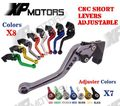 CNC Brake Clutch Levers For KAWASAKI Ninja ZX-6R 2000-2004 ZX9R 2000-2003 ZX-10R 2004-2005