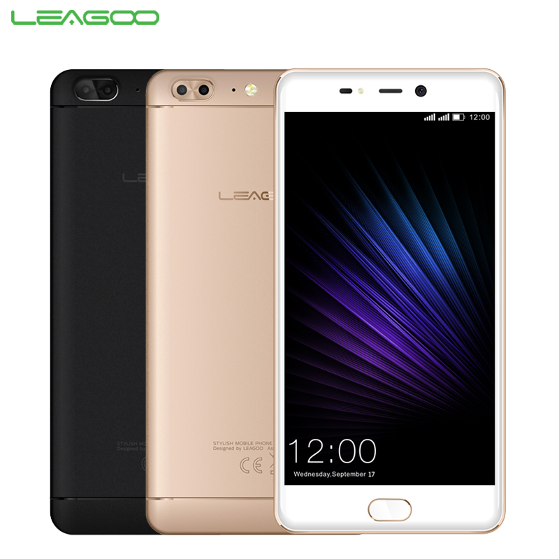Original Leagoo T5 Cell Phone 5 5 inch FHD Screen 4GB RAM 64GB ROM MTK6750T Octa