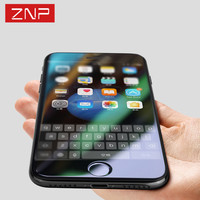 ZNP 2.5D Tempered GLASS For iPhone 7 6 6s Screen Protector 9H Premium Tempered glass Cover for iPhone 7 6 6S Protective Film