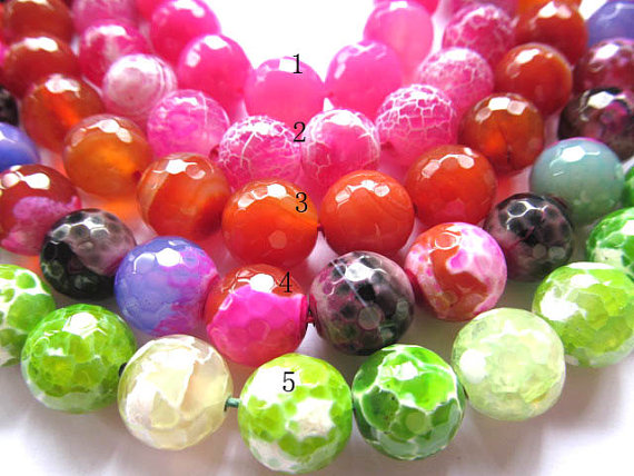 wholesale 9strands 10mm 12mm agate bead round ball faceted crimson red assortment jewelry beads 25 30mm jade agate round bead forming tool router bit knife mill hollow bead rods diamond cylinder grinding beads barrel