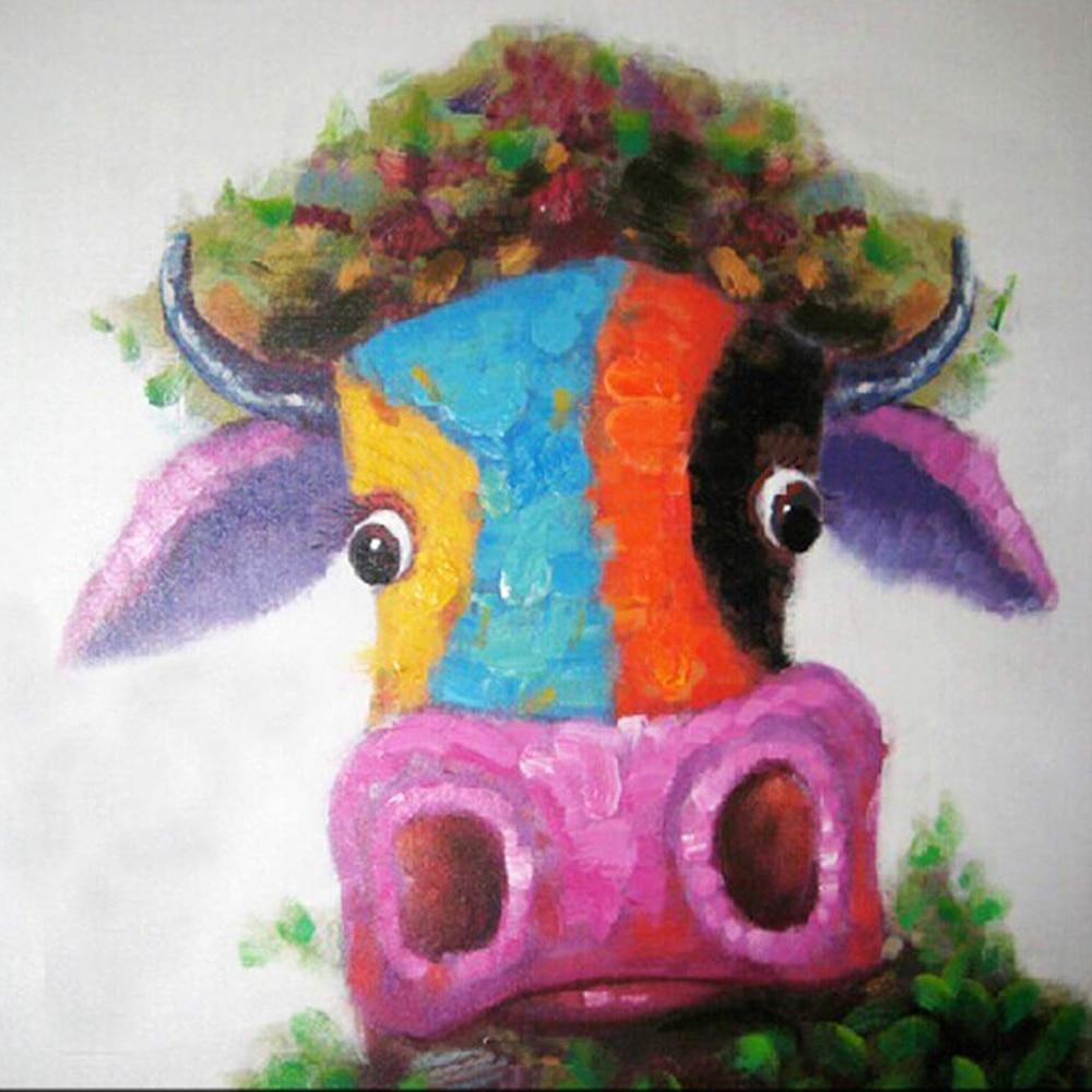 Arts,crafts & Sewing Home & Garden Popular Brand New Needlework Full Diamond Mosaic Animal Diy Diamond Painting Kits Diamond Painting Cross Stich Unicorn Home Decor Fc1903