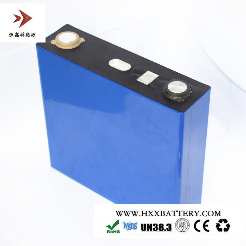 Fosfato De Ferro de lítio LiFePo4 Células de Bateria Recarregável 3.2 V 90A 6mm Parafuso para Montagem Da Bateria Da Bateria de Carro