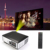 RD-806A 2800 Lúmenes 1080 P Full HD LED Proyector de Cine En Casa Videojuegos TV Beamer Projetor proyector de Cine con 5.8 En pantalla
