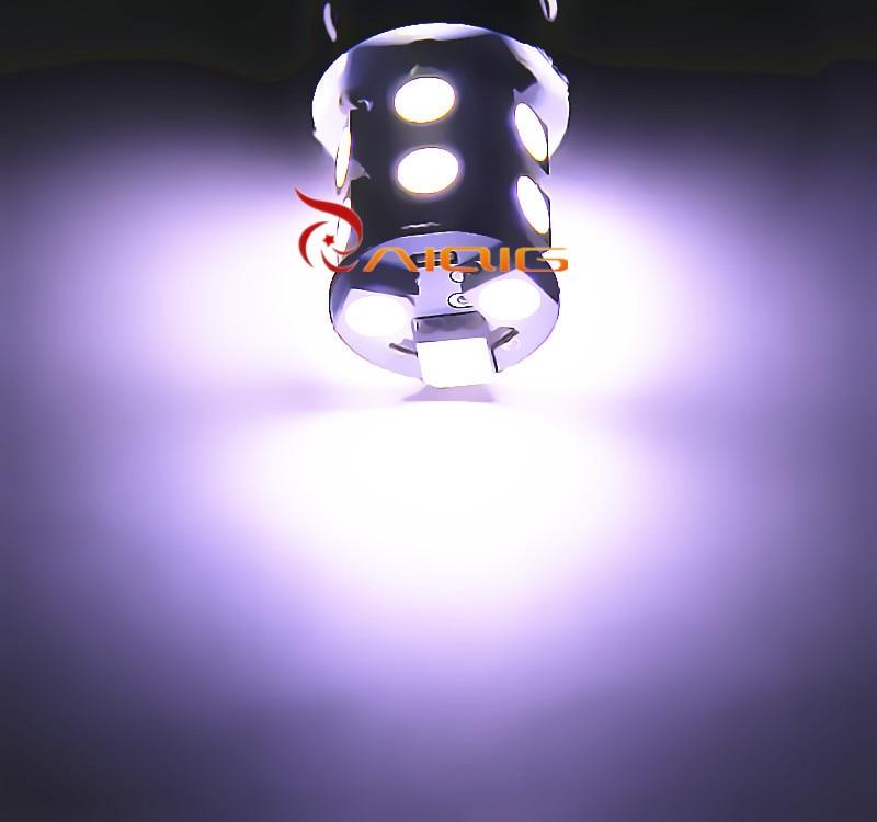 3156 3157 piros, fehér, borostyán sárga, 13 SMD 5050 LED-es - Autó világítás - Fénykép 4