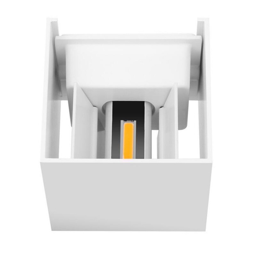 Led Lamps Back To Search Resultslights & Lighting 10 X Modern Brief Cube Adjustable Surface Mounted 9w 12w 20w Cob Led Wall Lamps Dimmable Wall Light Indoor&outdoor Lighting Ip65 At Any Cost