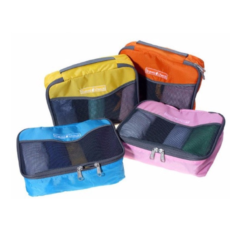 LDAJMW Nylon Waterdichte materiaalgaas Reisbagage Verpakking Netto - Home opslag en organisatie - Foto 6