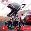 3 in 1 foofoo basic welebao brand high landscape baby stroller mima pram poussette