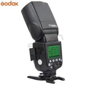 Image 4 - 2*Godox TT685F TT685 Flash 2.4G HSS 1/8000 s TTL GN60 Wireless Speedlite + X1T N Transmitter + gift for Fujifilm Fuji Camera