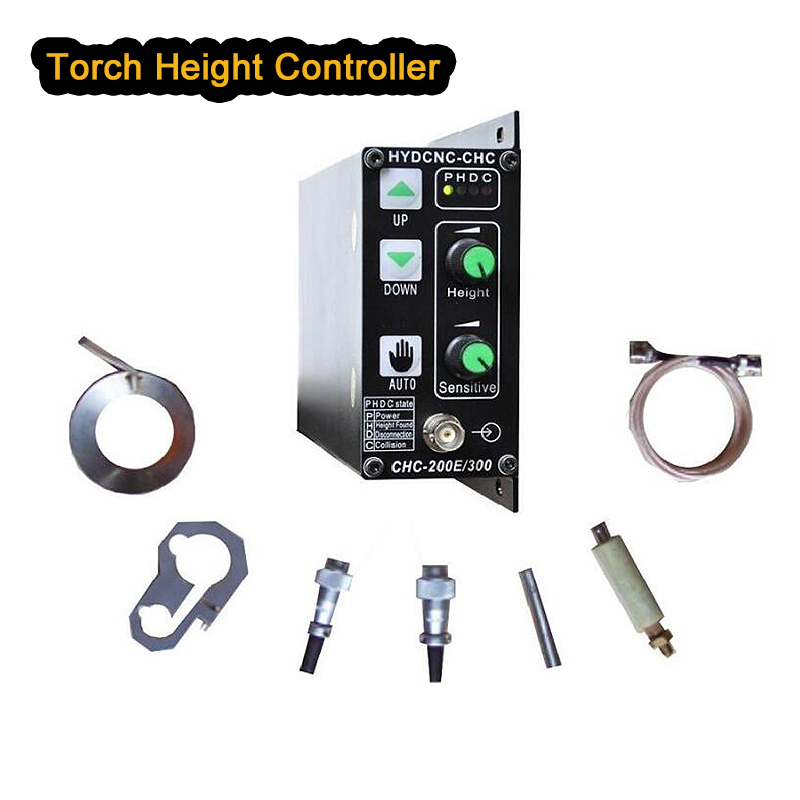 Laser Cutter CNC Controller CHC-300 Capacitive Torch Height Controller for CNC Laser Cutting Machine Fast Delivery economic leetro mpc 6525a 6535 motion controller for co2 laser cutting machine upgrade of 6515