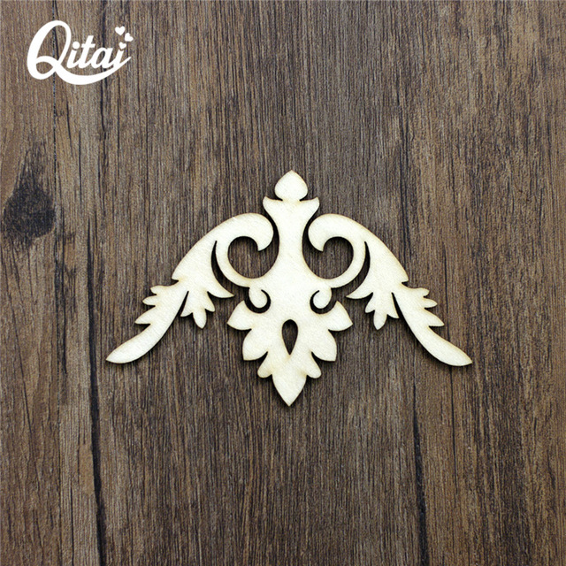 Us 5 12 40 Off Qitai 16 Pieces Lot Wooden Photo Corner Big Size Shape Wholesale Scrapbooking Embellishment Wooden Veneer Photo Corner Wf072a In