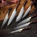 5Cr15Mov профессиональные ножи для обвалки бойня дом специальный Мясник ягненка крупного рогатого скота кровотечение нож для вырезания кости ...