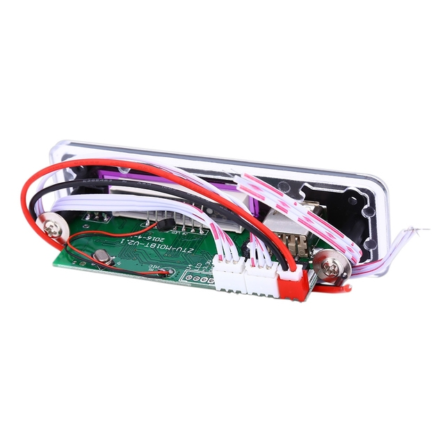 M01BT MP3 Decoder Board Bluetooth Hands-free Call Remote Control Power Cut Memory Function