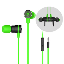 Quality comparison For Razer Hammerhead V2 Pro earphone for iphone X sony xiami Gaming headphones wired Stereo Bass Earplugs