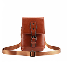Universal PU Leather Phone Bag Shoulder Pocket Wallet Pouch Case Neck Strap For iPhone/Samsung/Xiaomi/Huawei/Sony/LG/Asus/HTC