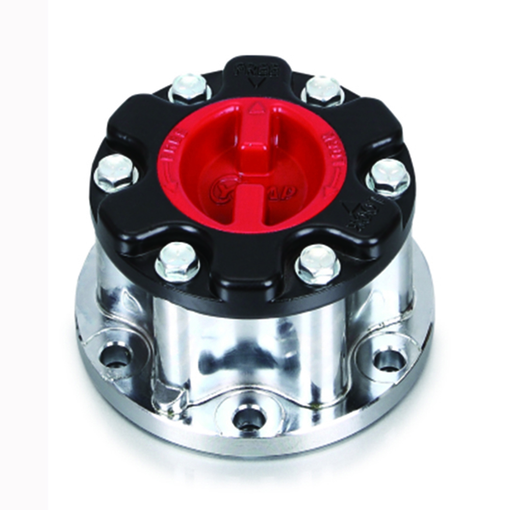 FREE WHEEL HUB for TOYOTA Hilux-all models with Torsion Bar and Wishbone Independent Front Suspension up to 1997 Zinc alloy B006