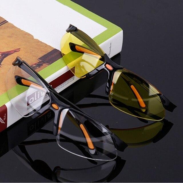 משקפיים מיוחדות לרכיבה על סוסים 3