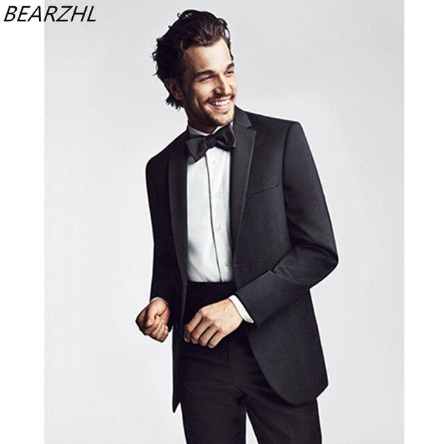 Vestito Matrimonio Uomo Nero : Abito da cerimonia uomo nero u2013 abiti in pizzo