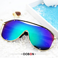 Oobon Time-limited Sale 2016 Big Sunglasses New Fashion Sport Jawbreakered Oculo Masculino Sun Glasses Lunette Eyewear Da Sole