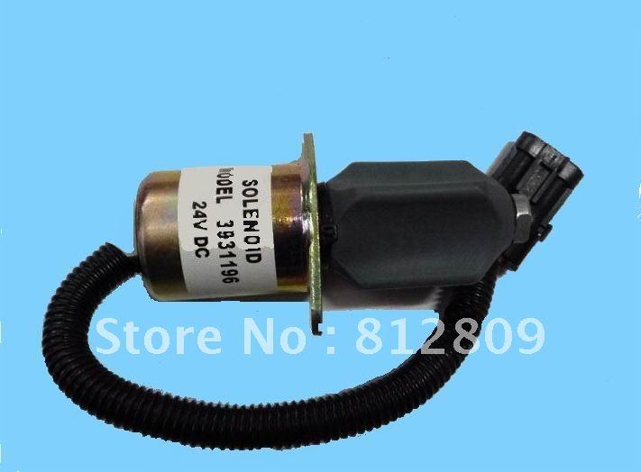 Shutdown Solenoid 3931196 1751ES+fast free shipping by TNT/DHL,UPS