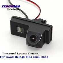 Liandlee For Toyota Reiz 4D MK1 2004~2009 Car Rear View Backup Parking Camera Rearview Reverse Camera / SONY CCD HD Integrated new high quality rear view backup camera parking assist camera for toyota 86790 42030 8679042030
