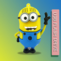 2016 Nuevo de Alta Calidad Despicable me Minions USB 2.0 flash drives 4 GB 8 GB 16 GB 32 GB 64 GB pendrives flash memory stick mejor Regalo