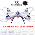 Tarantula X6 Drohne With Camera HD 1080P RC Helicopter 4 Channels WiFi Droner 300M Distance Quadrocopter Toys For Children