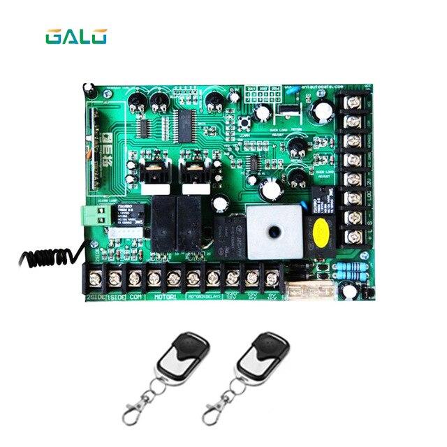 upgraded version universal use swing gate opener motor control unit rh aliexpress com