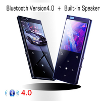 New Original C12 Sport MP3 Player Bluetooth with 8G can playing130 Hours high quality lossless Recorder FM Bluetooth 4.0 Mp3