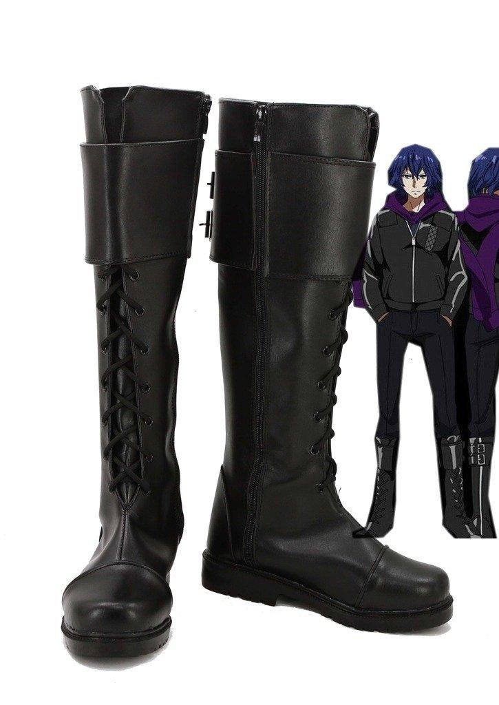 Tokyo Ghoul Anime Kirishima Ayato Cosplay Shoes Boots Custom Made
