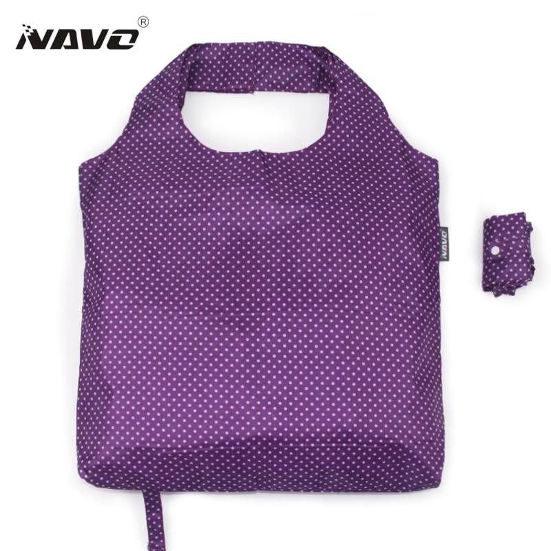 de compras ecológico bolsala ombro Folding Bag Use : Shopping Bag, Grocery Bag, Promotion Bag