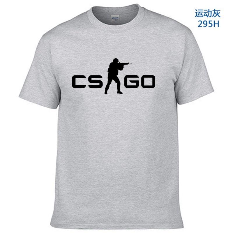Buy man t shirt csgo and get free shipping on AliExpress com