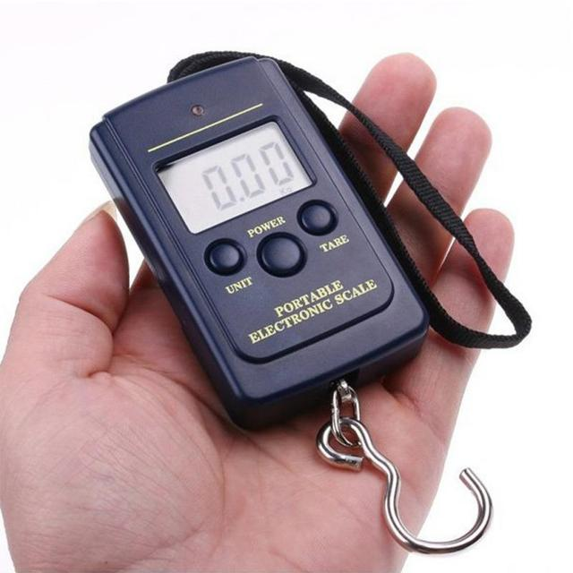 Mini Digital Hanging Scale