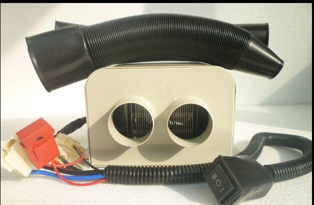Free Shipping car heater fan glass defroster 12 v24v 1000w heater's hand warmers foot warmers