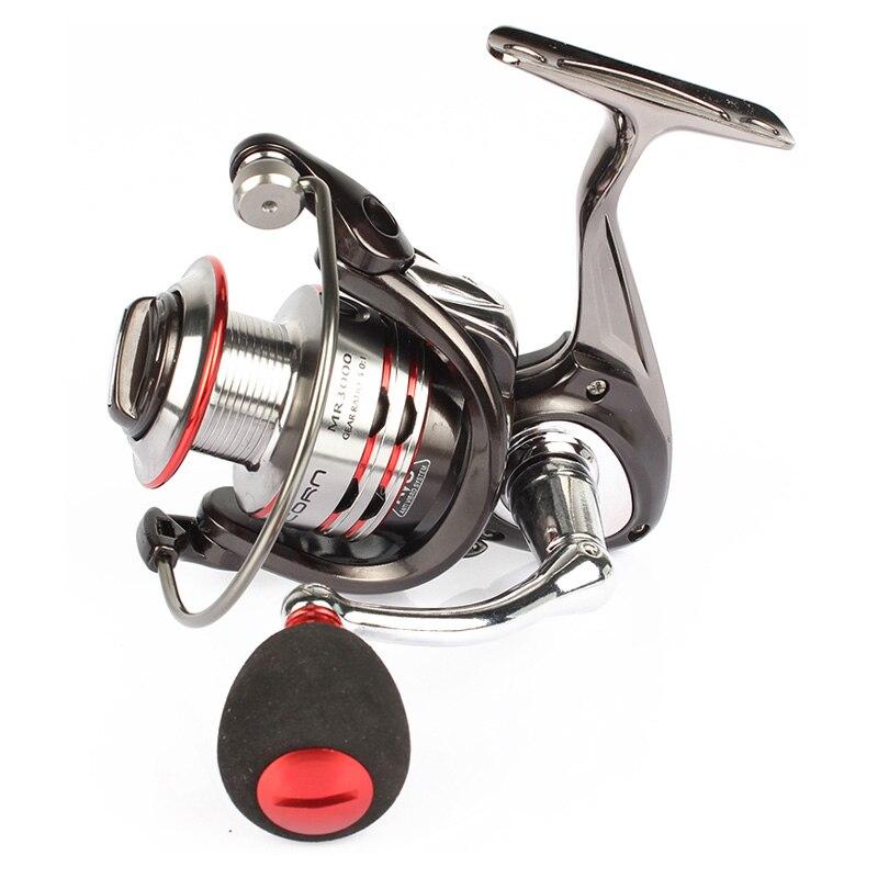 Spinning fishing reel 12 1 bb metal fishing reel carp for Carp fishing reels
