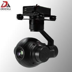 3 оси легкий 1080 P HD 10x зум Дрон воздушная камера БПЛА Gimbal камера