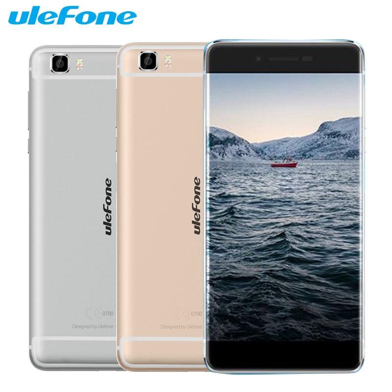 Original Ulefone Future Cell Phone 4GB RAM 32GB ROM MTK6755 Octa core 5 5 inch 16