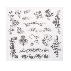 Transparent clear stamp diy silicone seals scrapbooking card making photo album party decoration supplies.jpg 250x250