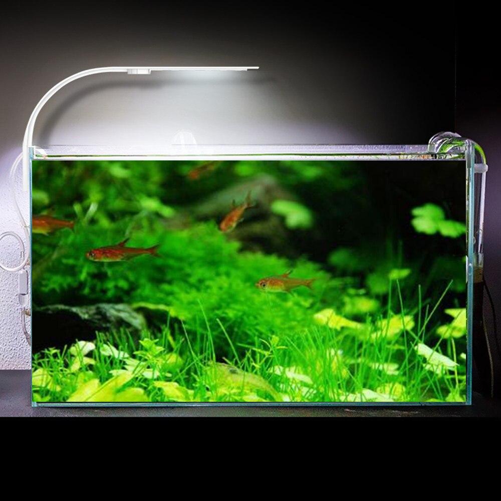 Super Slim Led Aquarium Lights Led Plants Grow Light 5w