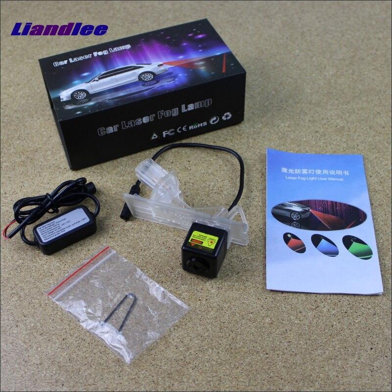 Liandlee Laser Anti Lampada Fendinebbia Per Renault Duster/Dacia Duster Auto Fuori Avviso Avviso Luce Per Girare Il lampadari