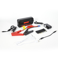 High Quality 68800mAh Car Jump Starter Mini Portable Emergency Charger For Petrol And Diesel Car Mobile
