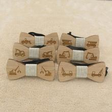 Детский деревянный галстук-бабочка для маленьких мальчиков; галстук-бабочка в горошек; галстук-бабочка для маленьких мальчиков; подарок для мальчиков