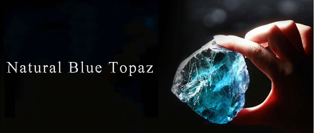 silver blue topaz CAP00649E