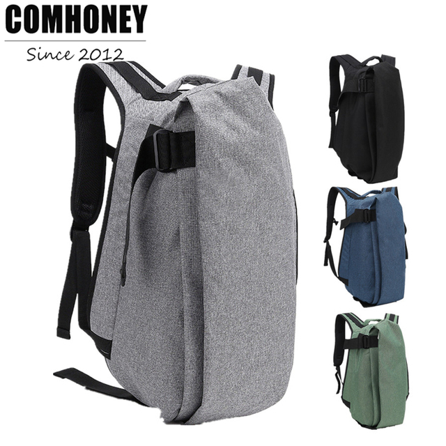 38e438ef3f Functional Bag Fashion Backpack Male Anti-theft Hidden Zipper Business  15.6   Laptop Backpack