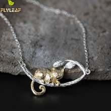 Женское колье с подвеской flyleaf ожерелье из стерлингового
