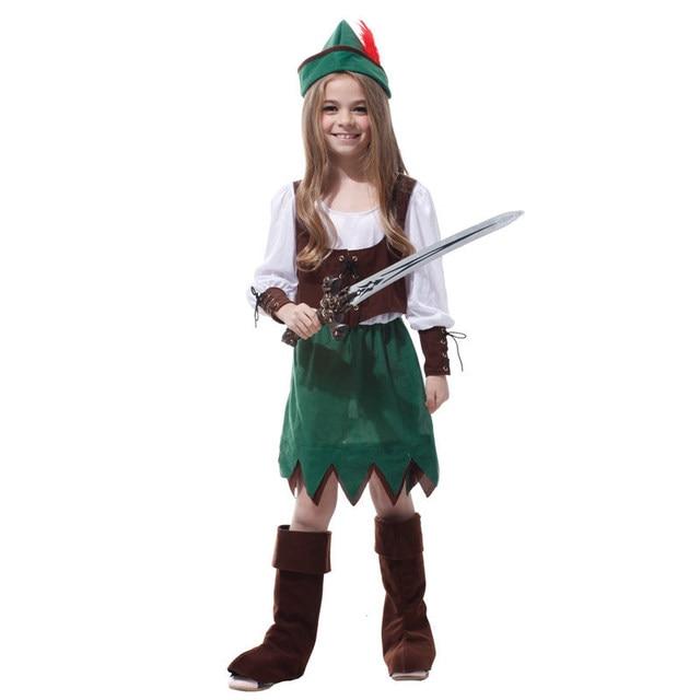 Cosplay Peter Pan Costume Child Kids Cartoon Girls toddler children Christmas carnaval halloween costumes for boys  sc 1 st  AliExpress.com & Cosplay Peter Pan Costume Child Kids Cartoon Girls toddler children ...