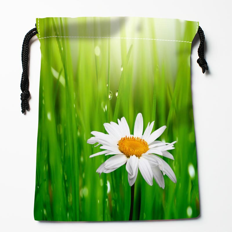 New Arrival grass Drawstring Bags Custom Storage Printed Receive Bag Type Bags Storage Bags