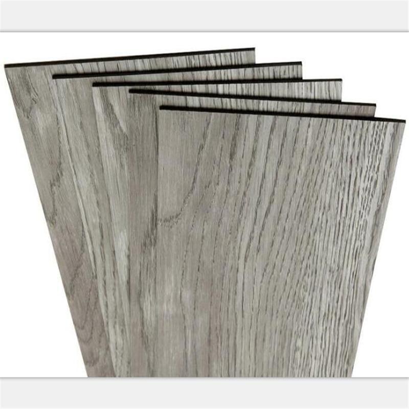 beibehang Self adhesive floor home waterproof stickers PVC floor glue free plastic thick wear resistant plastic